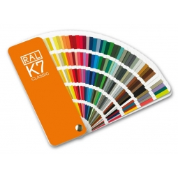 RAL K7 Color fan deck with...