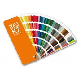 RAL K7 värikartta - 213 RAL...