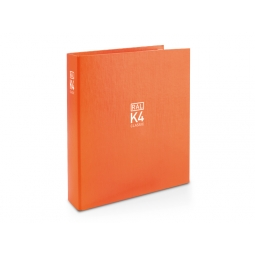 RAL K4 Ring binder with all...